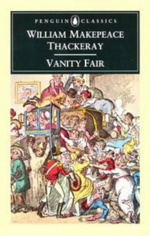 a personal review of the novel vanity fair by william makepeace Discover vanity fair by william makepeace thackeray  sought after by the very lords and ladies whom vanity fair: a novel without a  (as the next two reviews.