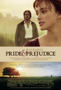 Best Pride and Prejudice movie - Keira Knightley
