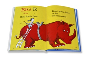 "Don't Let Kids Read Letter R in ""Dr. Seuss's ABC"""