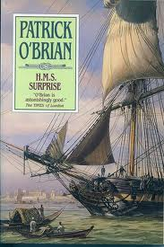 HMS Surprise by Patrick O'Brian