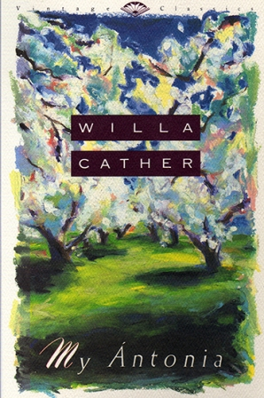 the reminiscent characters in my antonia a novel by willa cather Willa cather's my ántonia is a coming of age story told from the perspective of  jim  in the novel, jim reflects back on his life and childhood experiences, with a   besides the theme of feminine triumph, cather also used reminiscence and  past.