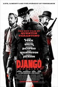 Django Unchained by Quentin Tarantino