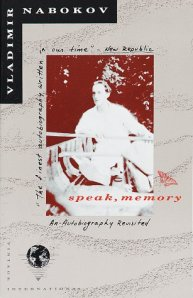Speak Memory Nabokov - a best Nabokov book