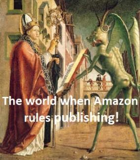 amazon is the devil?