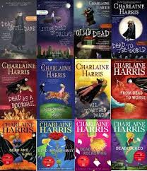 sookie stackhouse novels harris