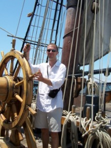 on the hms surprise