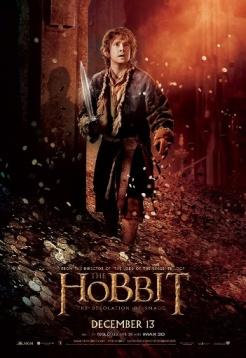 desolation of smaug hobbit peter jackson