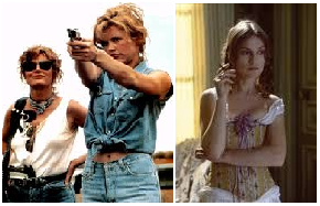 Thelma Louise and Emma Bovary