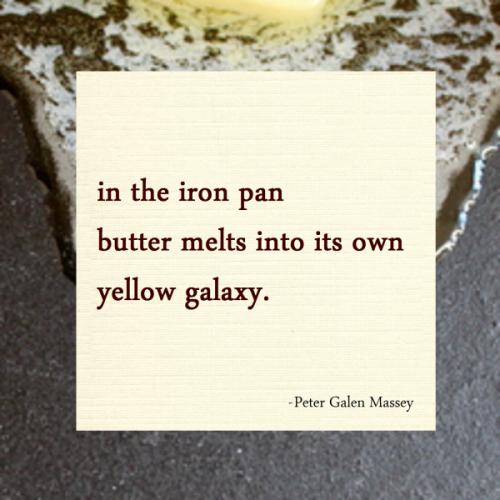 yellow galaxy haiku peter galen massey