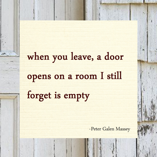 Haiku A Door Massey