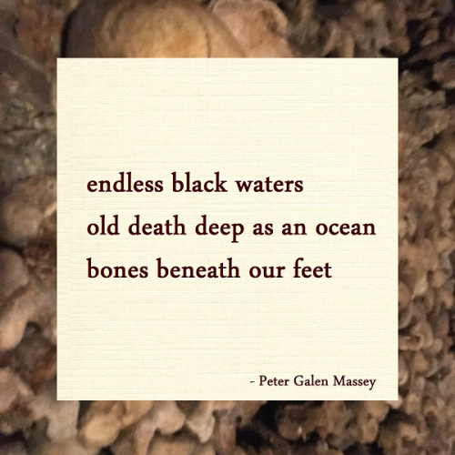 Haiku Peter Galen Massey Old Death Deep As An Ocean