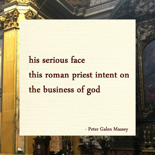 Haiku Peter Galen Massey Business of God